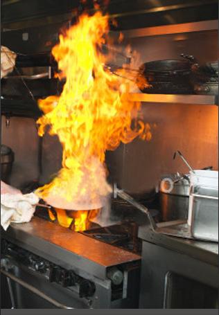 preventing kitchen fires